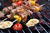 The Grill — Stock Photo
