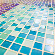 Mosaic tiles - Stock Photo