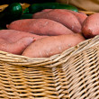 Sweet potatoes - Stock Photo