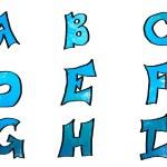 Alphabet — Stock Photo #11740345
