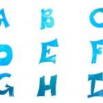 Alphabet — Stock Photo #11740349