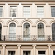 London regency buildings — Stock Photo
