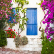 Stock Photo: Village in Greece