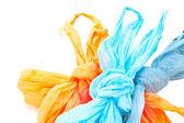 Plastic bags — Stock Photo