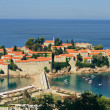 Постер, плакат: Sveti Stefan small islet and resort in Montenegro