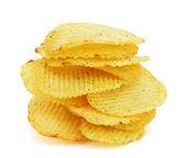 Batatas fritas — Foto Stock