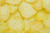 Potato chips — Foto Stock
