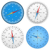 Compasses — Stock Vector