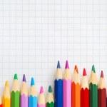 Colored Pencils — Stock Photo #11331274