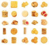 Cookies Set — Stock Photo