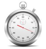 Stopwatch — Vettoriale Stock