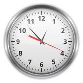 Horloge — Vecteur