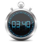 Cronometro — Vettoriale Stock