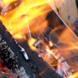 Live coals abstract — Stock Photo #11433382