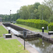 Stock Photo: Mexborough Lock