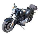 Harley Davidson Motorbike — Stock Photo