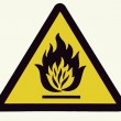 Flammable — Stock Photo