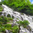 Mae Ya waterfall, Doi Inthanon national park, Chiang Mai, Thailand — Stock Photo