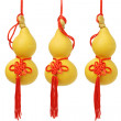 Chinese New Year Bottle Gourd Ornaments — Stock Photo #11255907