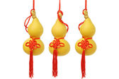 Chinese New Year Bottle Gourd Ornaments — Stock Photo