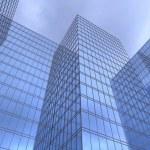 Business skycraper — Stock Photo