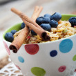 Breakfast muesli — Stock Photo #12000380