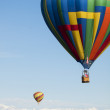Balloon Festival — Stock Photo