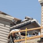 Roof Repairs — Stock Photo #11144768