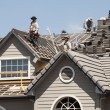 Stock Photo: Roof Repairs