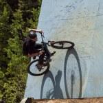 Slopestyle bike — Stock Photo #11164733