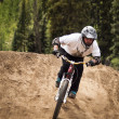 slopestyle bike — Stock Photo #11164864