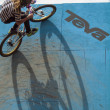 slopestyle bike — Stock Photo #11164976
