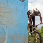 Slopestyle bike — Stock Photo #11165074
