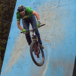 Slopestyle bike — Stock Photo #11165123