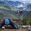 Slopestyle bike — Stock Photo #11165192