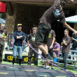 Slacklining — Stock Photo #11167141