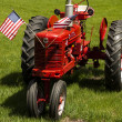 Farm tractor — Stock Photo #11324284