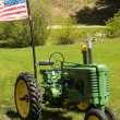 Farm tractor — Stock Photo #11324287
