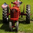 Farm tractor — Stock Photo #11324289