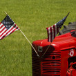 Farm tractor — Stock Photo #11324299
