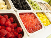 Toppings — Foto de Stock