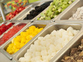Toppings — Stock Photo