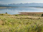 Taylor Park Reservoir — Stock Photo