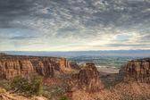 科罗拉多州国家纪念碑 — 图库照片