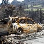 Waldo Canyon Fire 2012 — Stock Photo #12125915
