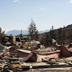 Waldo Canyon Fire 2012 — Stock Photo #12126509