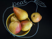 Pear — Stock Photo