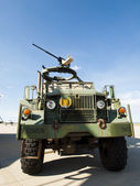 Military Vehicles — Stock Photo