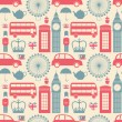London Background — Stockvector #10806210