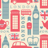 London Background — Vector de stock